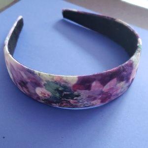 Tasha Watercolor Headband